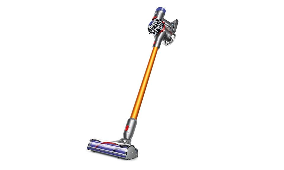 Dyson V8 Absolute Cordless Stick Vacuum (Photo: Walmart)