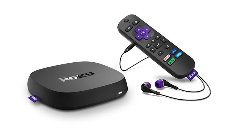 Roku Ultra (2020) with Remote