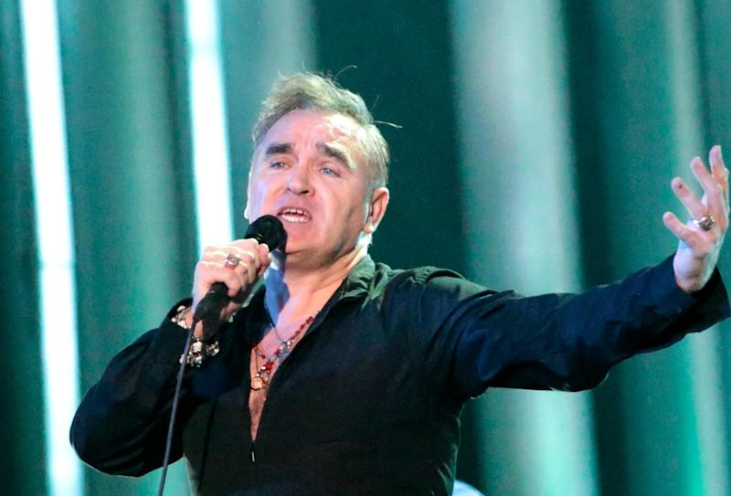 Controversial claims: Morrissey said allegations against Kevin Spacey were 'ridiculous': Getty Images