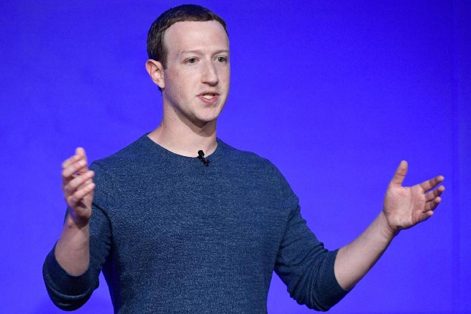Facebook CEO Mark Zuckerberg said investments in safety and security will hurt short-term profits (AFP Photo/BERTRAND GUAY)