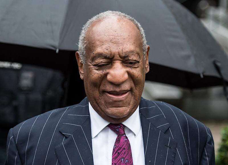 Bill Cosby at his September sentencing. (Photo: Gilbert Carrasquillo/Getty Images)