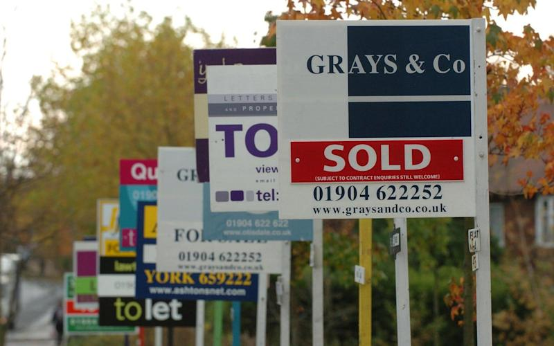 This newspaper is campaigning for the Government to cut stamp duty after a number of studies concluded that the tax is clogging up the housing market - Chris Radburn