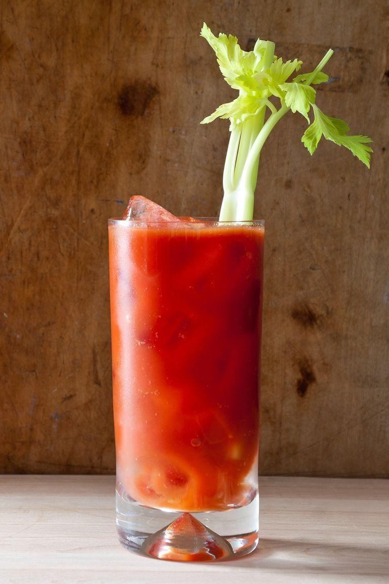 """<p>Sure, Bloody Marys might serve a brunchy vibe — but they also pair incredibly well with all of the savory snacks that the Super Bowl is known for. </p><p><em><a href=""""https://www.goodhousekeeping.com/food-recipes/a5790/perfect-bloody-mary-2347/"""" rel=""""nofollow noopener"""" target=""""_blank"""" data-ylk=""""slk:Get the recipe for Bloody Mary »"""" class=""""link rapid-noclick-resp"""">Get the recipe for Bloody Mary »</a></em></p>"""
