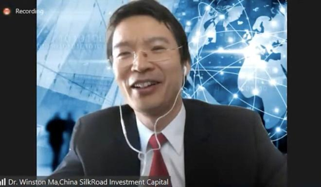 Winston Ma, former managing director of China Investment Corporation. Photo: CCG