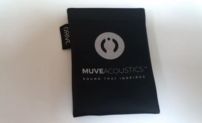 MuveAcoustics Drive Earphone review, MuveAcoustics, in-ear review