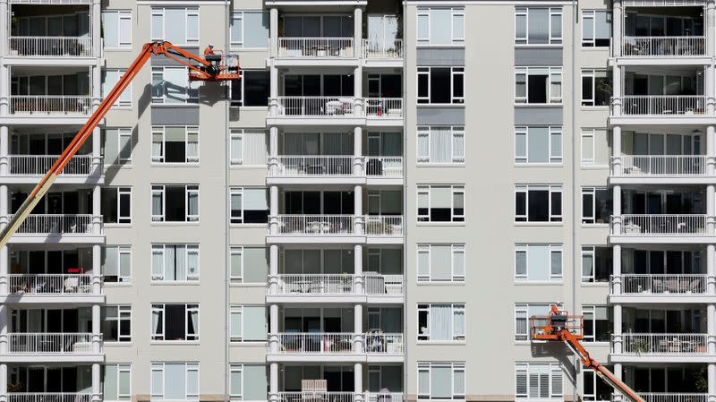 An end to Australia's apartment binge looms over jobs, growth