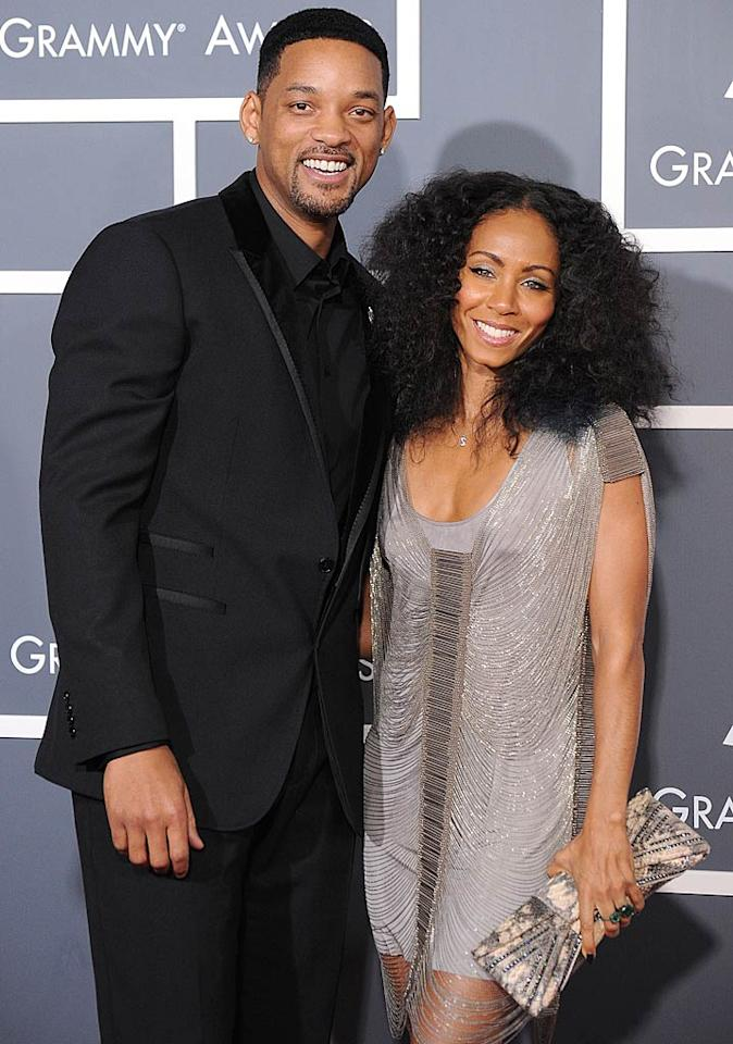 Let's hope the Pinkett-Smith family has one very big dining room table, since 27% of Yahoo! users surveyed said they'd choose Will, Jada, and their kids to spend the holidays with. Ben Affleck and Jennifer Garner -- who have baby number three on the way -- got 23% of the vote, while parents of six Angelina Jolie and Brad Pitt landed 20%. The Kardashians (9%); Katie Holmes and Tom Cruise (7%); Gwen Stefani and Gavin Rossdale (7%); and the Beckham clan (6%) also made the list.