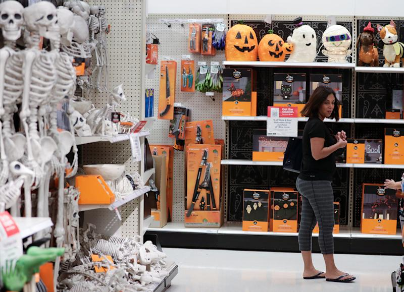 Why Do Stores Put Out Halloween Decorations So Early?