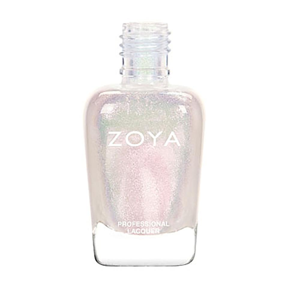 """<p>Sweeping on a layer of an iridescent nail polish instantly adds dimension to your manicure. For a multicolored shift that borders on magical, Miss Pop suggests painting on one coat of Zoya Professional Lacquer in Leia before sealing your look with a top coat.</p> <p><strong>$10</strong> (<a href=""""https://shop-links.co/1692774620010999862"""" rel=""""nofollow"""">Shop Now</a>)</p>"""