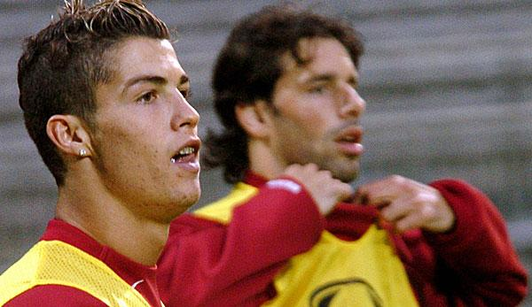 "International: CR7? ""Van Nistelrooy war genervt von ihm"""