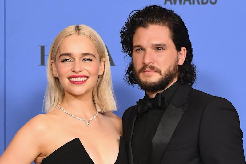 Game of Thrones cast salary: Emilia Clarke, Maisie Williams, Sophie Turner and Kit Harington made this much per episode