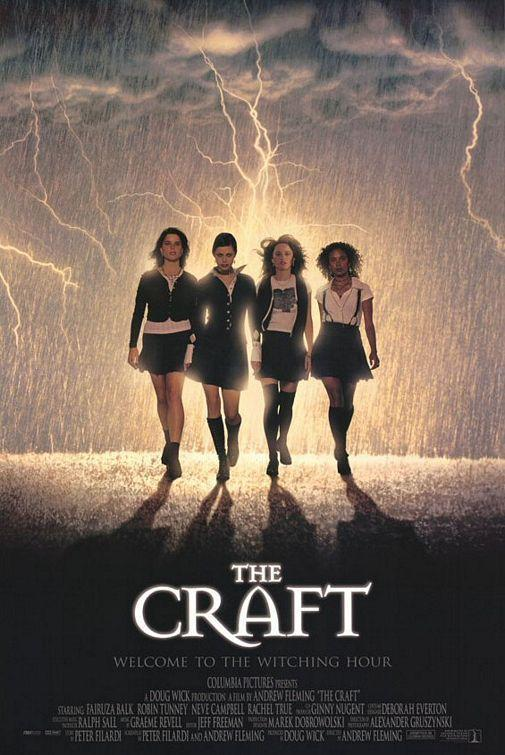 True appeared alongside Neve Campbell, Fairuza Balk and Robin Tunney in the cult teen flick <em>The Cra</em>ft.