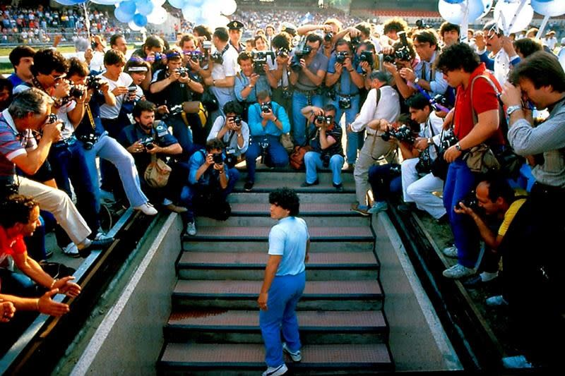 Review: From god to devil: Doc tells Maradona's mythic tale