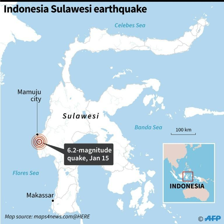 Indonesia Sulawesi earthquake