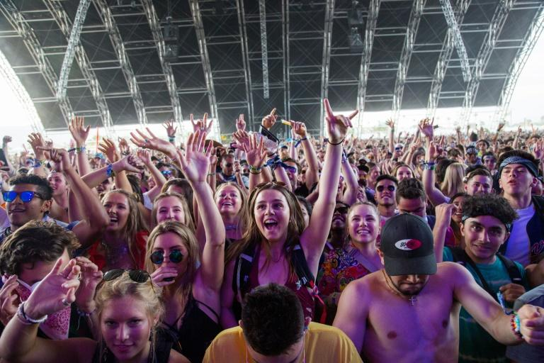 The two-weekend Coachella festival set for April will now take place over the weekends starting Friday October 9 and 16
