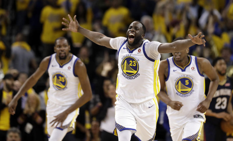 Warriors Storm Back At Home To Force Game 7