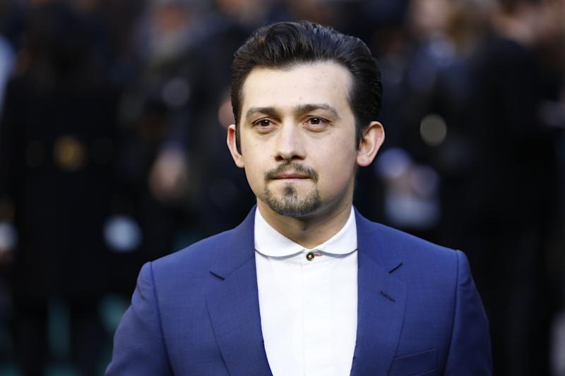 British actor Craig Roberts poses on the red carpet arriving for the UK premiere of the film Tolkein in London on April 29, 2019. (Photo by Tolga AKMEN / AFP) (Photo credit should read TOLGA AKMEN/AFP/Getty Images)
