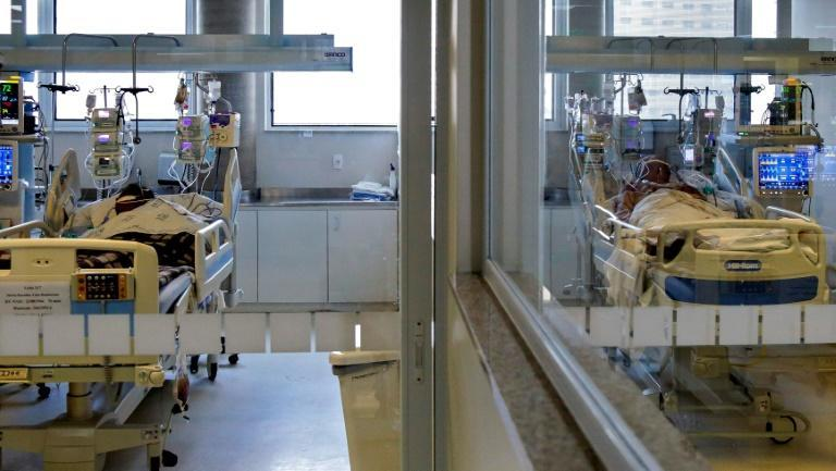 Half of the Covid patients at Emilio Ribas Hospital are younger than 60