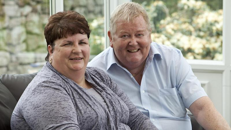 EuroMillions winner Colin Weir's final journey includes football ground stop