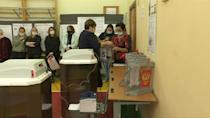 Russians head to polls for parliamentary elections after historic crackdown (AFP/Ivana JURISA)