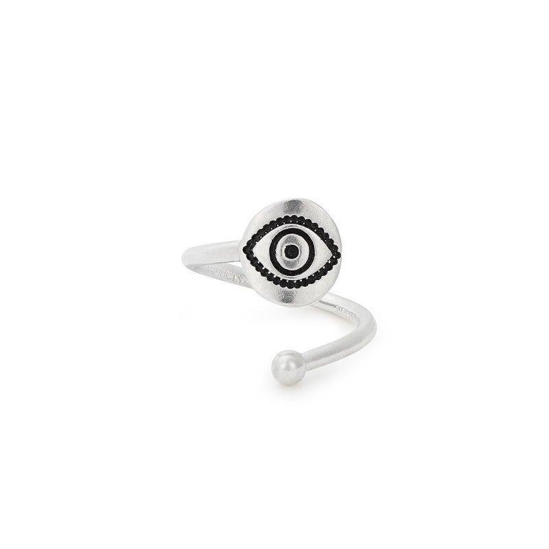 "<br> <br> <strong>Alex & Ani</strong> Evil Eye Ring Wrap, $, available at <a href=""https://go.skimresources.com/?id=30283X879131&url=https%3A%2F%2Fwww.alexandani.com%2Fevil-eye-ring-wrap-sterling-silver.html"" rel=""nofollow noopener"" target=""_blank"" data-ylk=""slk:Alex & Ani"" class=""link rapid-noclick-resp"">Alex & Ani</a>"