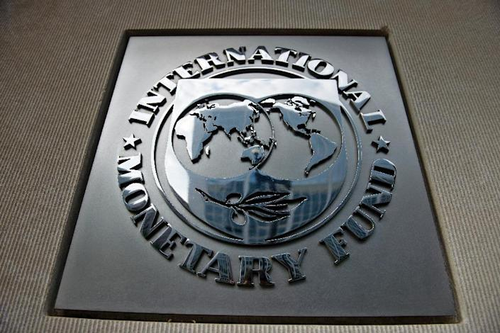 The IMF has warned that 'everyone is going to suffer' from the US-China trade clash (AFP Photo/BRENDAN SMIALOWSKI)