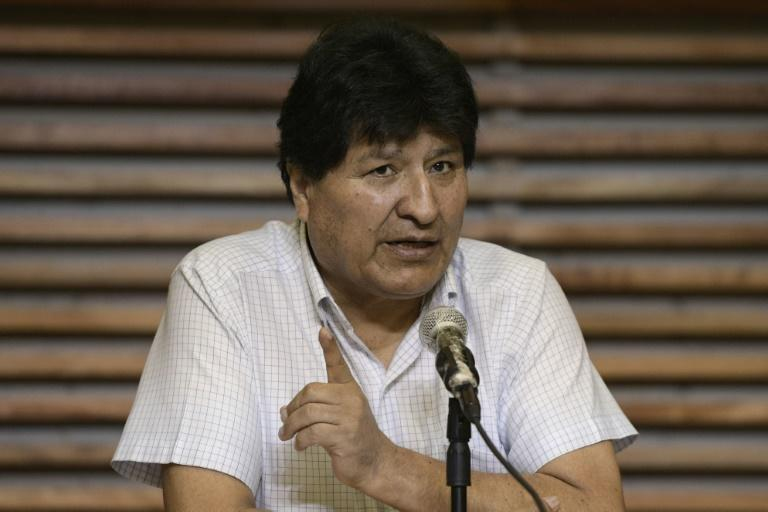 Evo Morales spent almost 14 years as Bolivia's president before social unrest led to his resignation and flight into exile