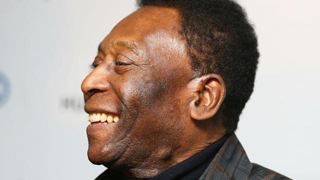 Three-time World Cup winner Pele – who turns 80 in October – rejected claims over his health on Thursday.