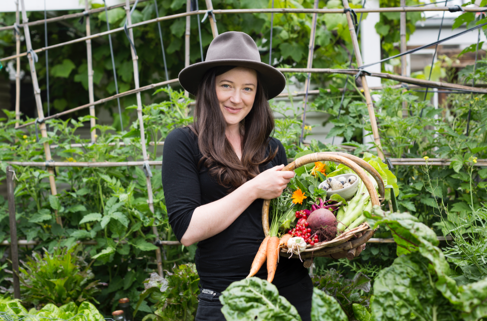Photo credit: Amy Piesse Photography Urban Farmers, Gestalten - Hearst Owned