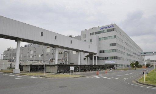 This picture shows a Renesas Electronics factory at the company's Naka sector in Hitachinaka, Ibaraki prefecture, in 2011. Japanese microchip maker will cut 6,000 jobs, or 15 percent of its workforce, a leading daily reported on Tuesday, as the nation's chip industry struggles on the world stage