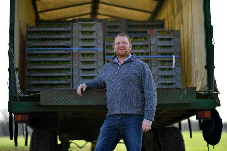 Farm manager Nick Ottewell says he has received insults after saying that farms in Kent need migrant labour