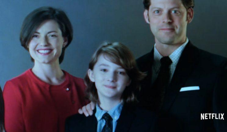 The Rand Family - Credit: Netflix