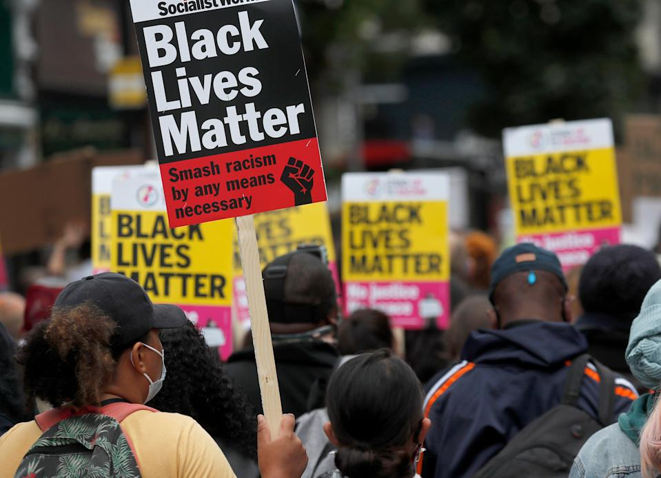 The Race Commission was established in response to Black Lives Matter protests last summer.AP