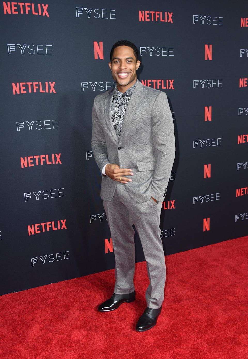 <p>Bell has been with <strong>Dear White People</strong> for several years, playing Troy in both the 2014 movie and in the Netflix TV series. He hasn't yet revealed what his post-show plans are.</p>