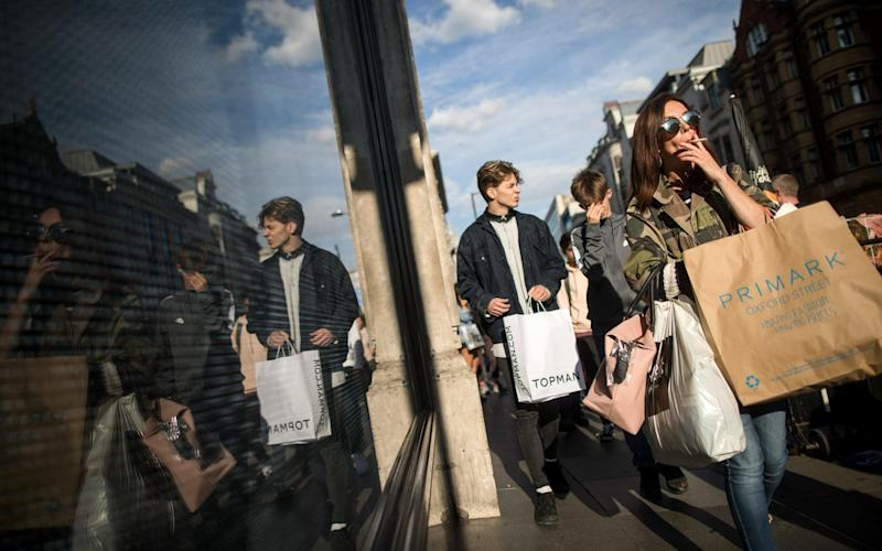 Primark has took uniform costs out of shop workers' wages - Bloomberg