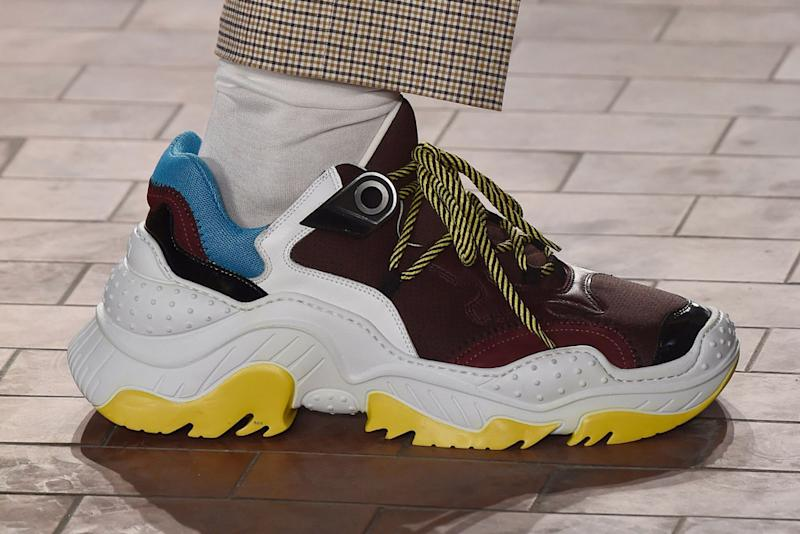 f0b771889d91a The Best Sneakers at Milan Men's Fashion Week Spring 2018