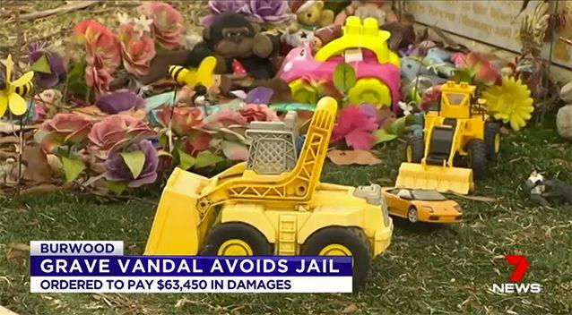 The damage bill exceeded $63,000. Source: 7 News