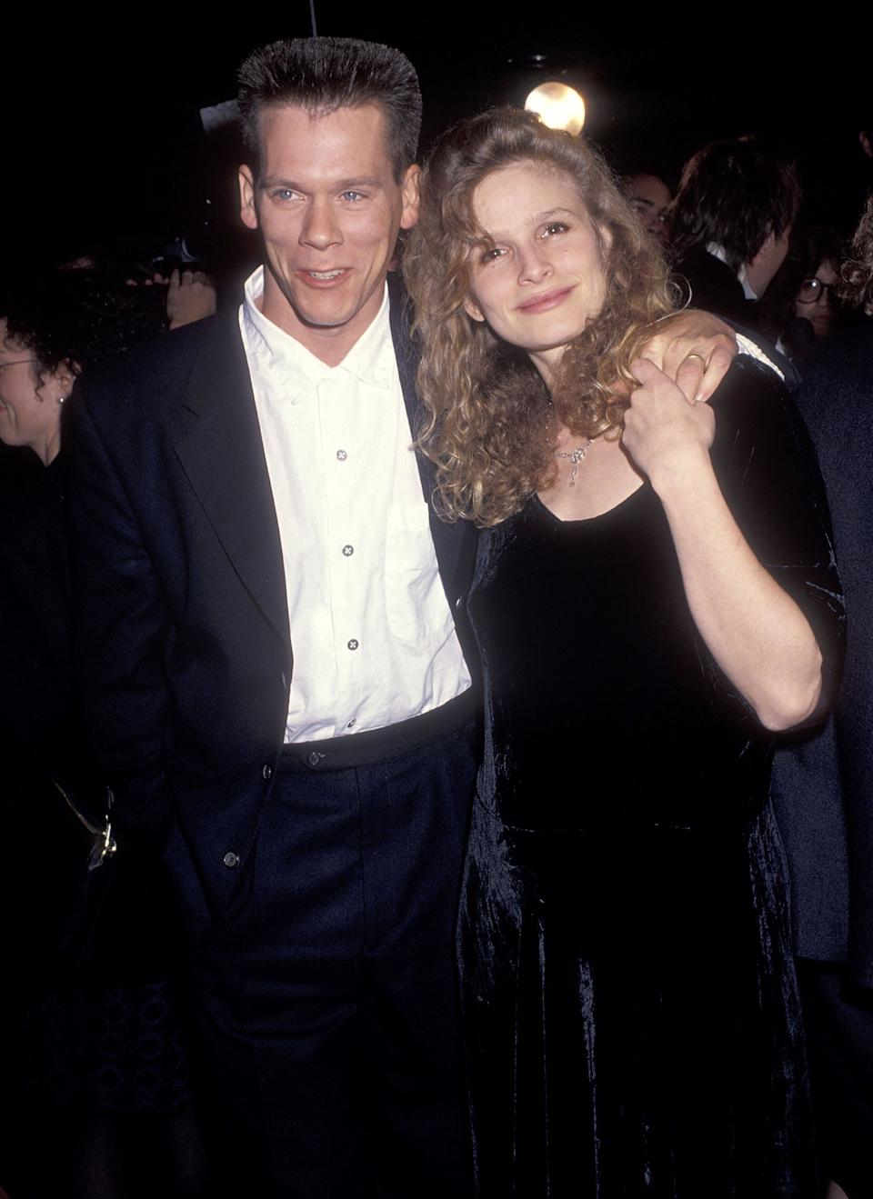 """The couple attend the """"JFK"""" Westwood Premiere at the Mann Village Theatre in Westwood, California."""