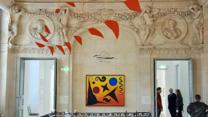 a35737c5b1 Calder and Picasso get it together in stunning Paris exhibition