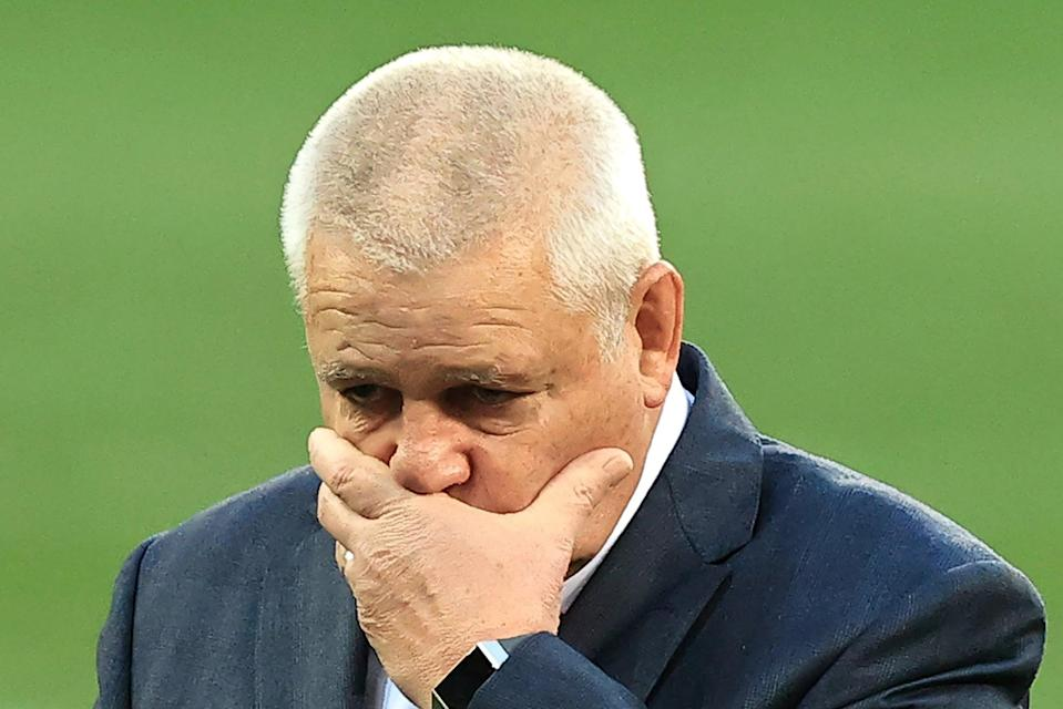 Warren Gatland's Lions proved no match for the Springboks in Saturday's Second Test in Cape Town (Getty Images)