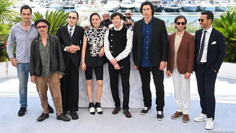 """""""Annette"""" photocall - Credit: Cannes Film Festival"""