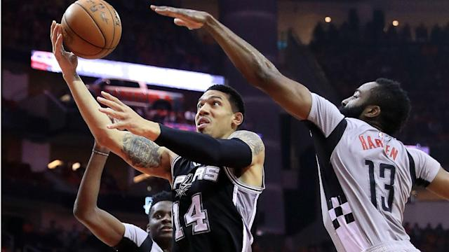 Green averaged 8.6 points and 3.6 rebounds per game for San Antonio last season.