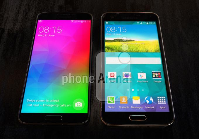 New leak shows the Galaxy S5 you want next to the one you ...