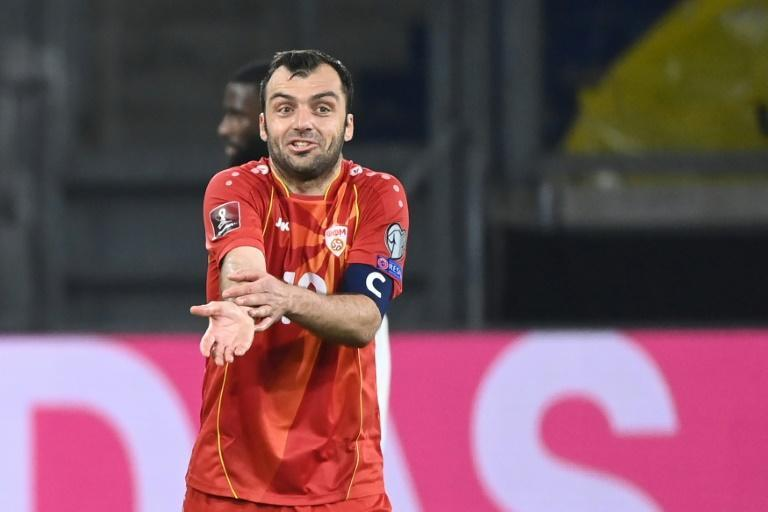 Goran Pandev is crucial to North Macedonia as they make their Euro debut