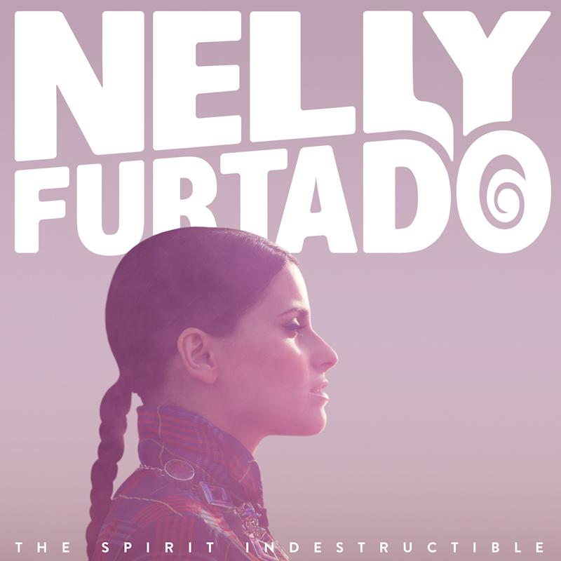 """This CD cover image released by Interscope/Mosley Music Group shows the latest release by Nelly Furtado, """"Spirit Indestructible."""" (AP Photo/Interscope/Mosley Music Group)"""