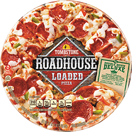 <p>This pizza is an obvious winner. The pie has a lot of flavors going on, but they all complement each other really well, plus the sauce is on point and the crust is just the right amount of crispy. </p>