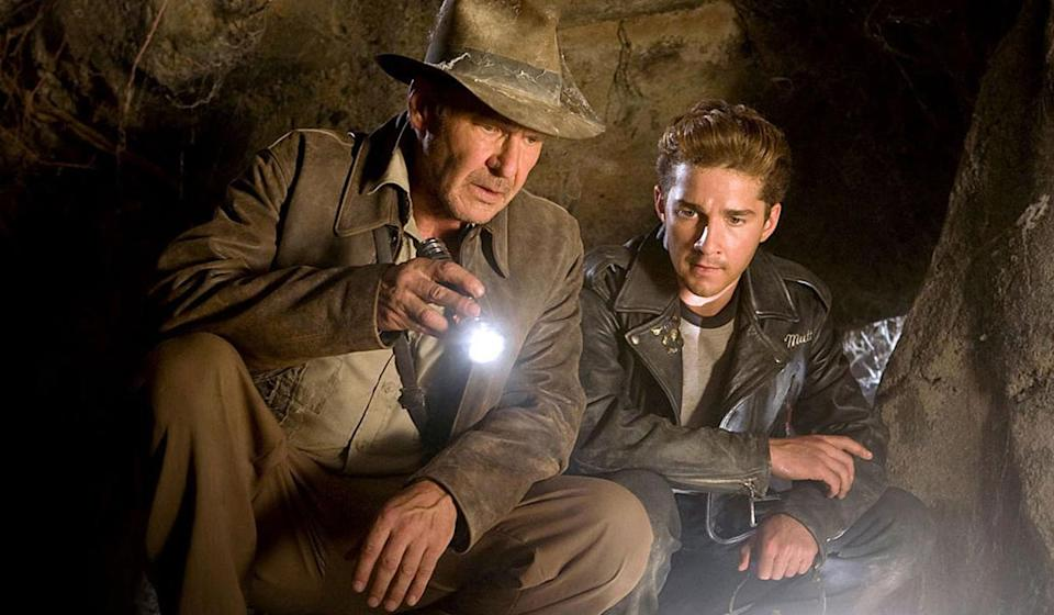 Shia LaBeouf won't be starring in Indiana Jones 5 - Credit: Disney