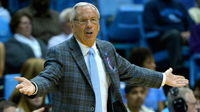 The Tar Heels obliterated the Bulldogs on Friday.