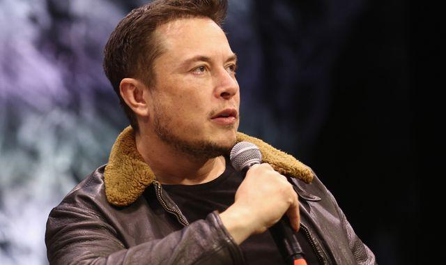 What did Elon Musk say to make Tesla shares drop by $50bn?