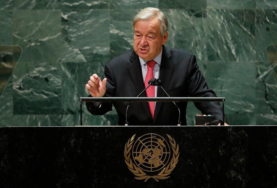 United Nations General Assembly (ASSOCIATED PRESS)
